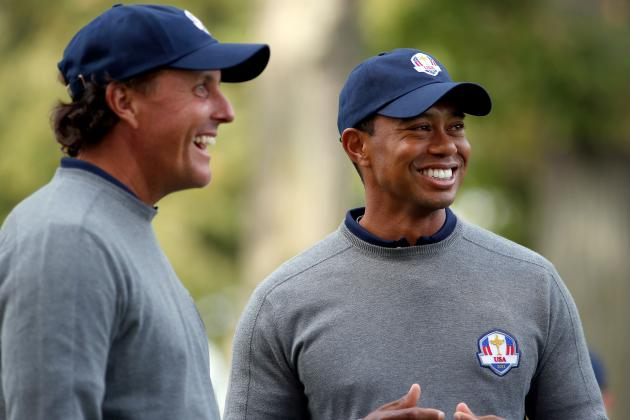 Breaking Down Tiger Woods and Phil Mickelson's Legendary Rivalry