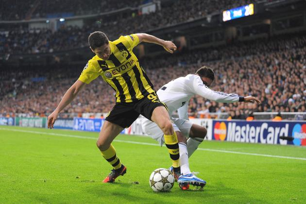 Arsenal Transfer Rumours: Is Robert Lewandowski a Good Fit for Gunners?