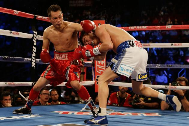 Donaire vs. Rigondeaux: April Superfight Will Give Fans a True Marquee Matchup