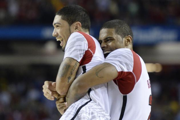 NCAA Championship Game 2013: Live Score, Highlights for Michigan vs Louisville