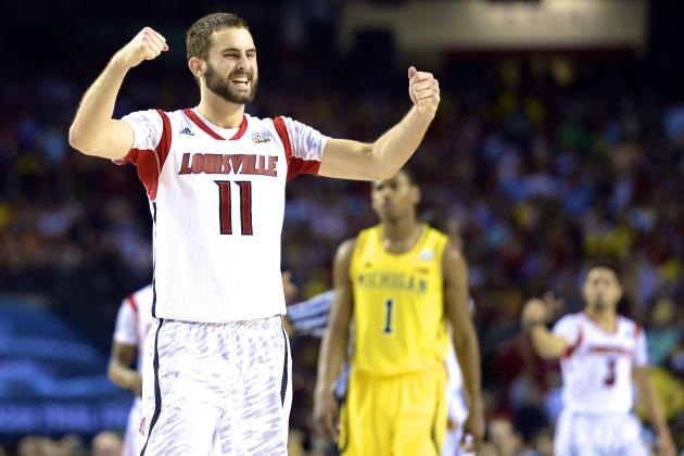 Louisville's Luke Hancock Named Final Four's Most Outstanding Player