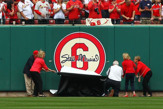 Cardinals Welcome Back Baseball with Class, Say Final Farewell to Musial