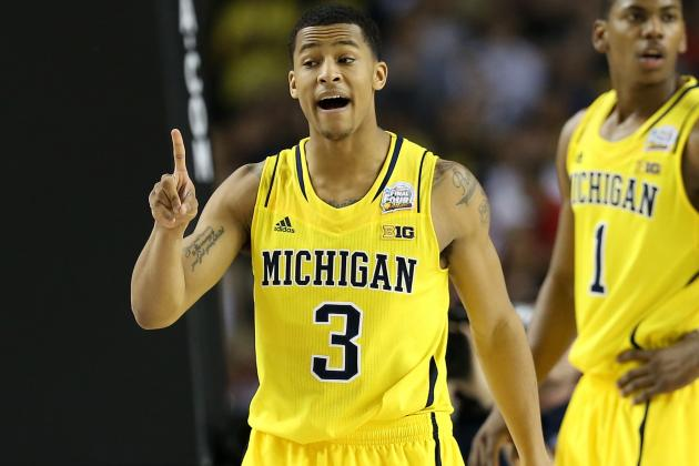 Michigan Basketball: Wolverines Exceeded Expectations vs Louisville Despite Loss