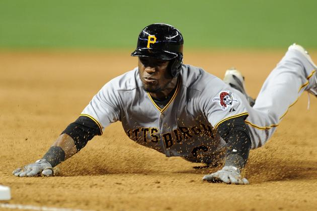 Pirates Top D-Backs to End Losing Streak at Four