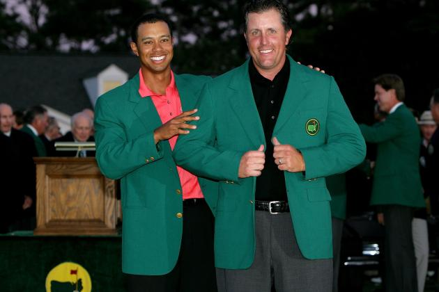 Masters Picks 2013: Projecting Final Scores for World's Top Golfers
