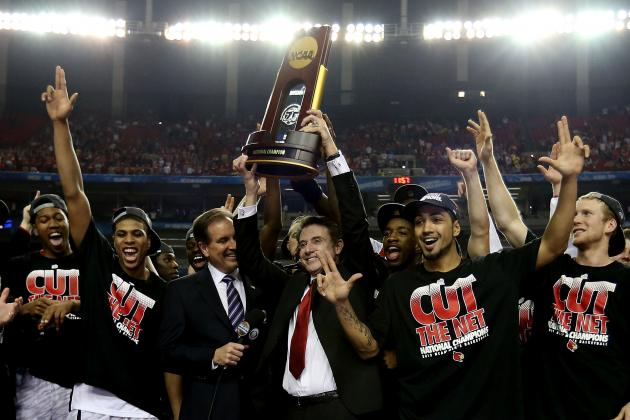 Unpredictable 2013 NCAA Basketball Season, but Louisville a Predictable Champion