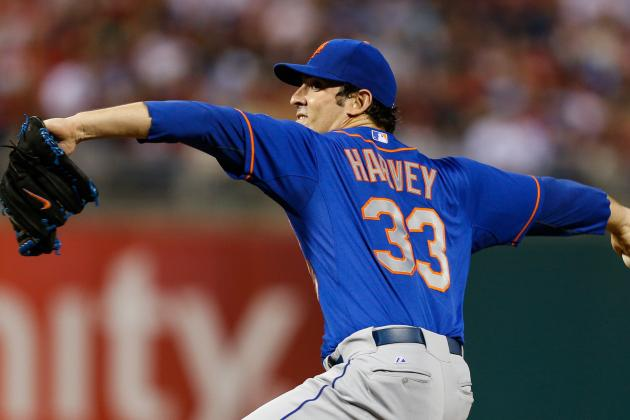 Matt Harvey Leads NY Mets to Another Win