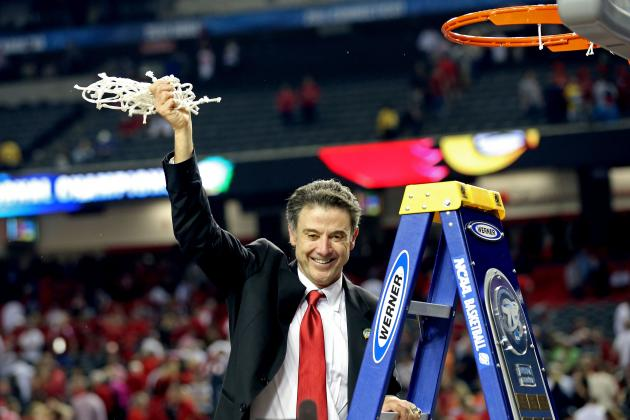 Louisville Basketball: Cardinals Will Repeat as National Champs in 2014