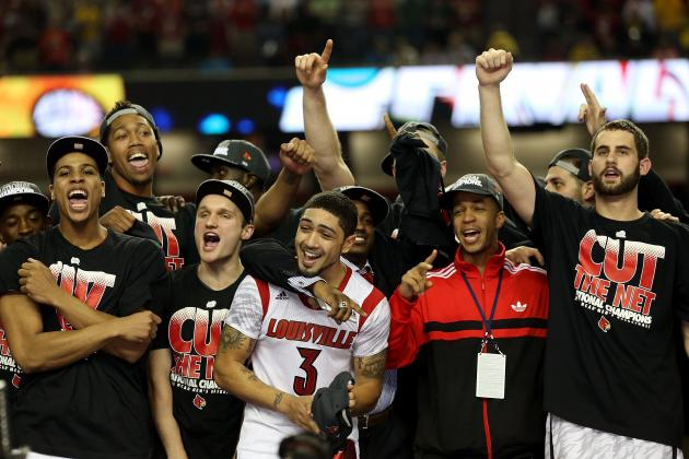 Louisville vs Michigan: Ranking Top Performances from Legendary Title Game