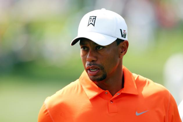 Masters Favorites 2013: Tiger Woods and Stars Who Will Be in Contention