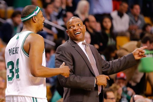 Who the Boston Celtics Want to Face in the First Round of the Playoffs