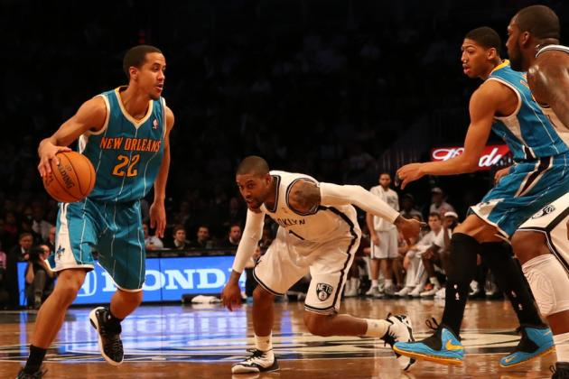 Predicting Which New Orleans Hornets Players Will Not Be Back Next Season
