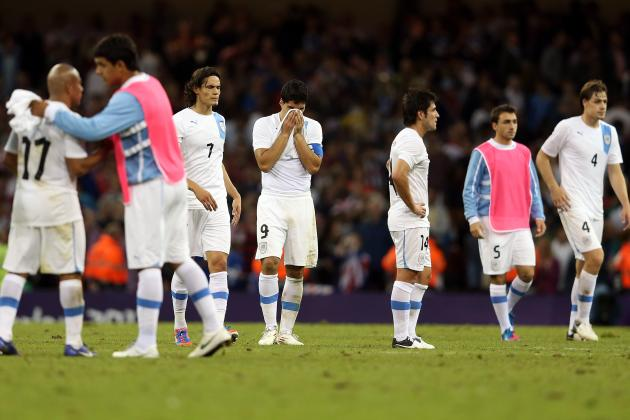 Why Uruguay Are in Danger of Missing World Cup 2014