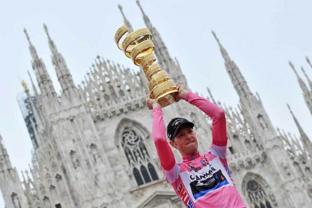 Giro D'Italia: The Protagonists in This Year's Battle for the Maglia Rosa