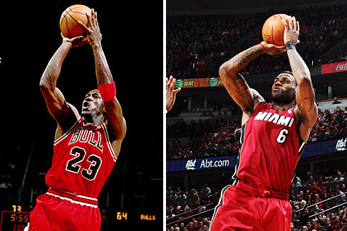 Why LeBron James Will Never Surpass Michael Jordan