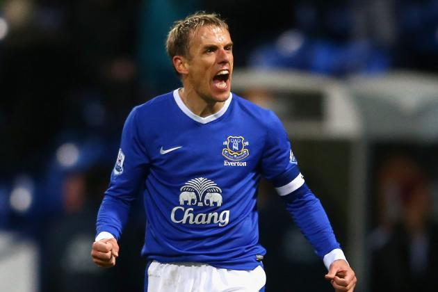 Neville to Leave Everton This Summer
