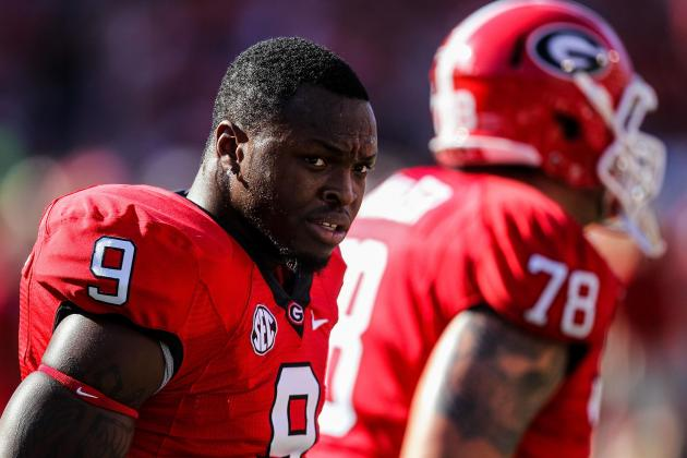 Why the Pittsburgh Steelers Won't Draft Georgia LB Alec Ogletree