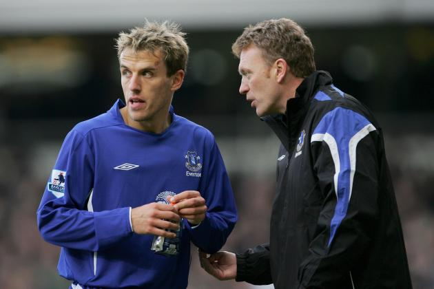Phil Neville to Leave Everton Amid Uncertainty over David Moyes' Future as Boss