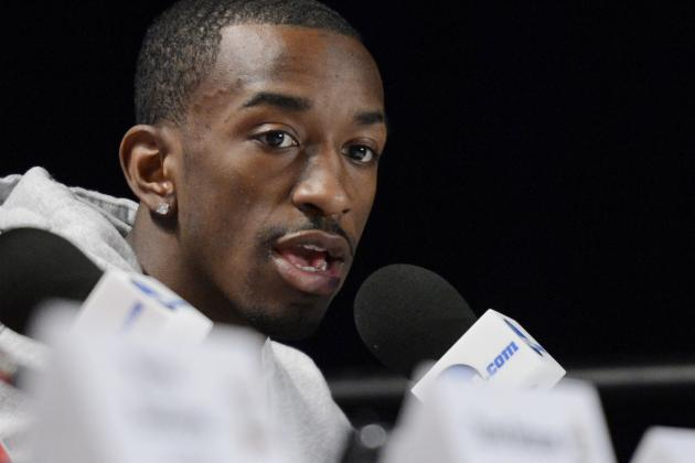 Russ Smith's Dad Says Son Will Leave Louisville for NBA