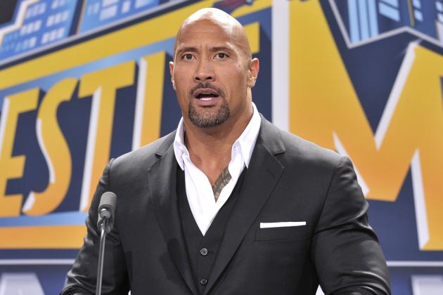 The Rock's Injury at WrestleMania Proves Part-Timers Shouldn't Be WWE Champion