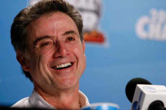 Rick Pitino's Rise Back to the Top