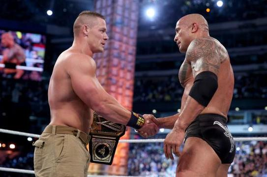 The Rock vs. John Cena WrestleMania 29 Main Event Was Booked Perfectly by WWE