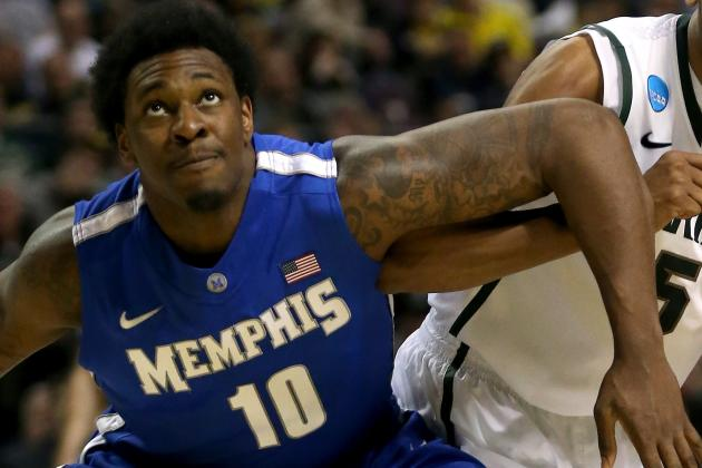 Tarik Black to leave University of Memphis