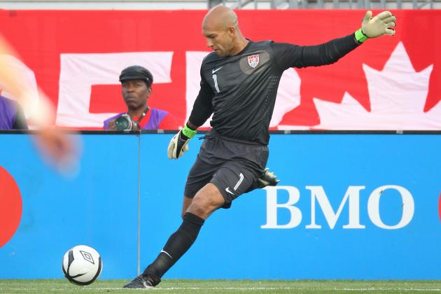 How the U.S. Men's National Team Can Be Better Without Tim Howard