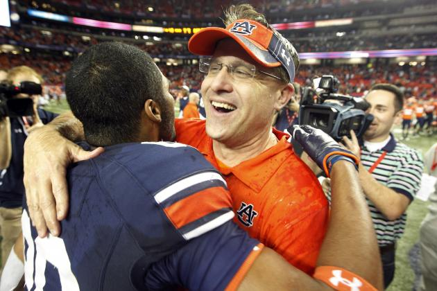 Auburn Football: Don't Be Shocked to See a Quick Offensive Turnaround in 2013