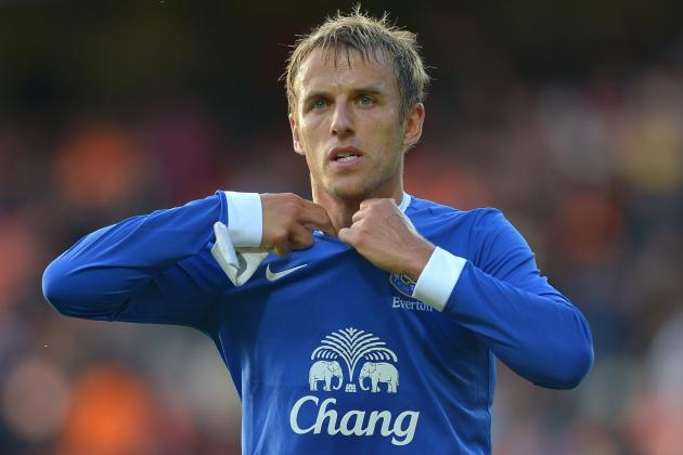 Everton: Phil Neville Can Leave Goodison Park with Head Held High