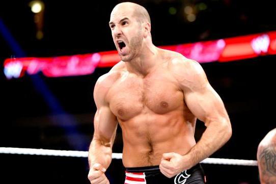 Antonio Cesaro Would Make Better Rival For John Cena Than