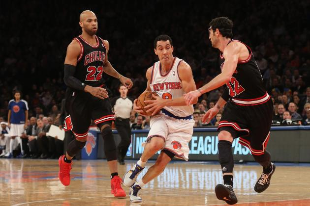 Prigioni's Historic Stretch as Starting PG