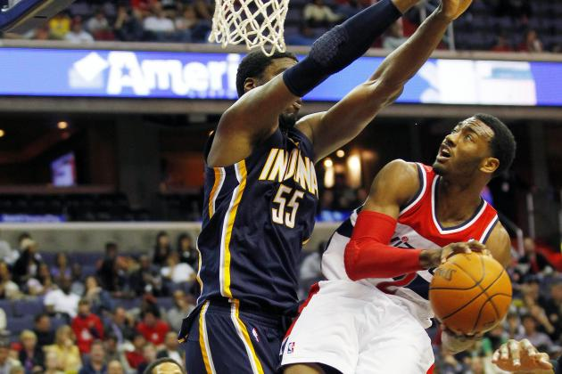 Hibbert Responds to Wall's 'Soft' Comment