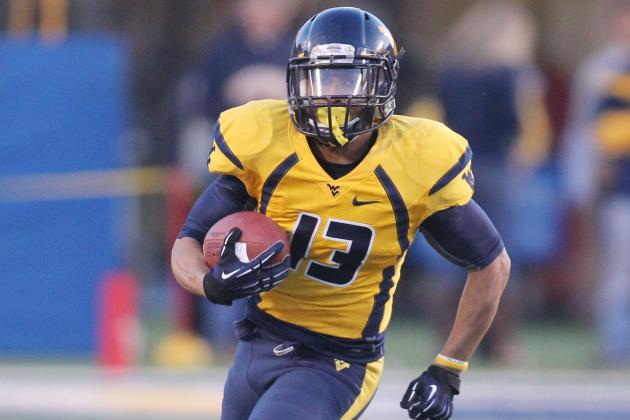 WVU Should Have a Full Backfield This Fall