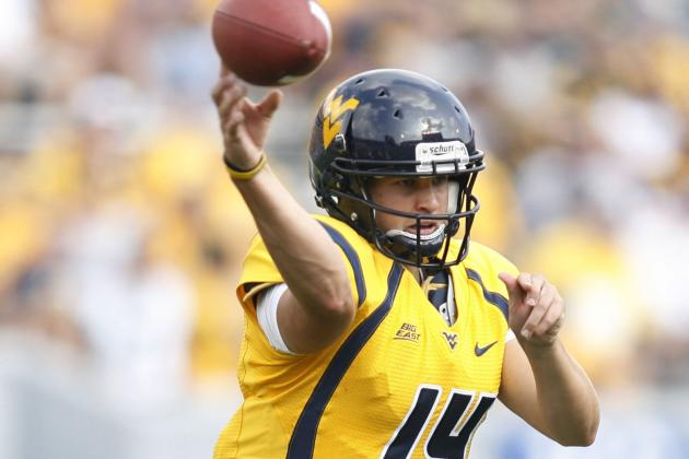 WVU Quarterback Competition a Dead Heat