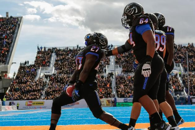 Boise State Football Season Ticket Prices Going Up