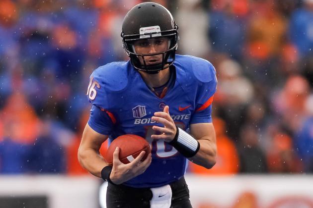 Broncos Quarterback Ready to Run