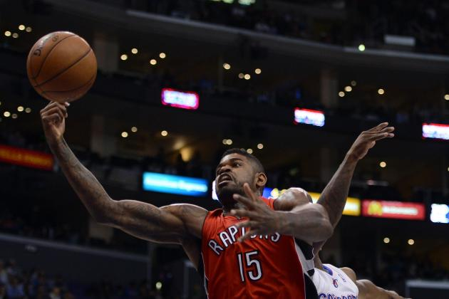 How Amir Johnson Turned into One of the Raptors' Most Valuable Players