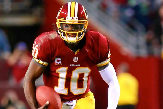 Robert Griffin III Jersey Sets Historic Record Sales