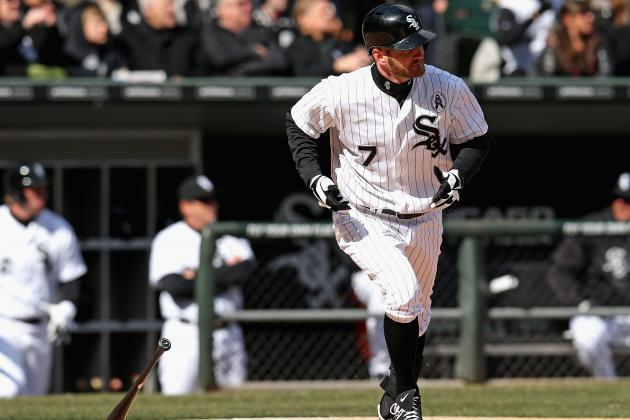 White Sox Not Too Concerned About Jeff Keppinger's 1-for-21 Start