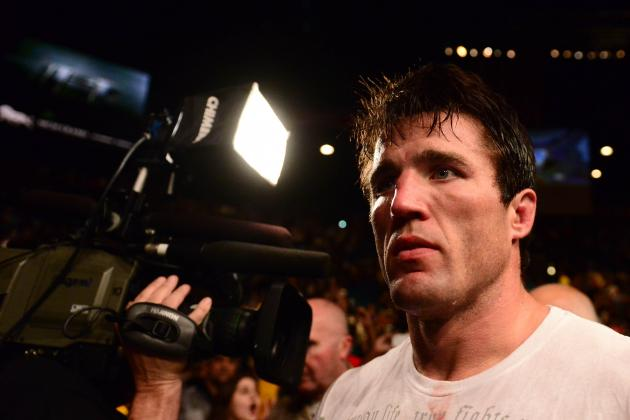 Jon Jones Says He Understands Chael Sonnen's Trash-Talking Ways