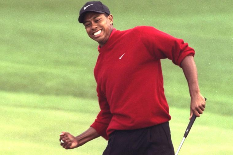 Reliving the 1997 Masters: Tiger Woods' 1st Major Championship