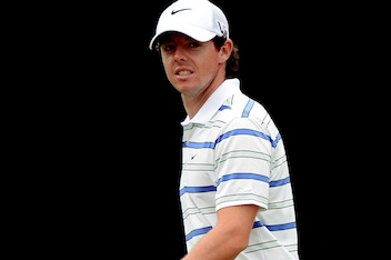 Masters: Rory McIlroy Doesn't Consider Tiger Woods a Rival