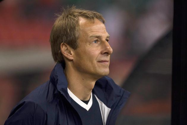 Jurgen Klinsmann on 100 Years of US Soccer: 'We Need More Ambition'