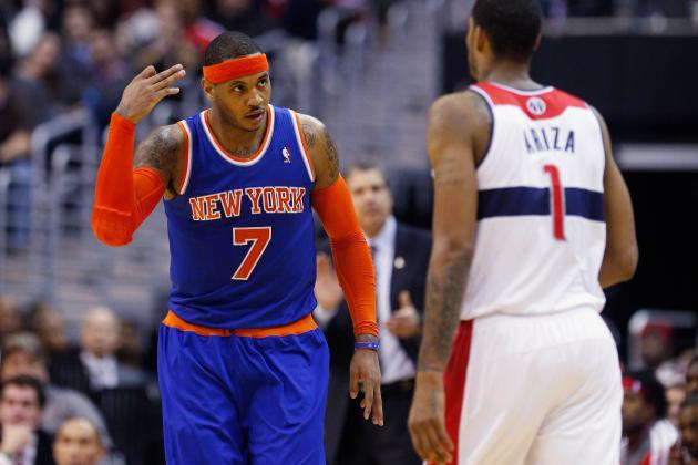 Previewing Tuesday's Matchup vs. Knicks