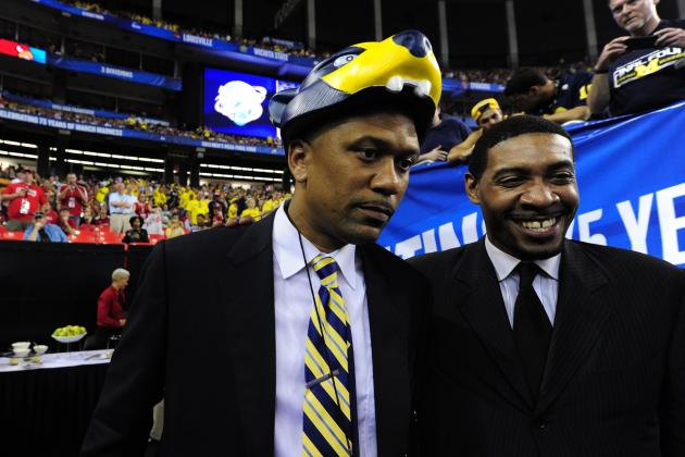 Jalen Rose: Burke, Hardaway Were the Catalyst for Michigan's Season
