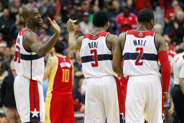 John Wall's Improved Play Followed Heated Argument with Okafor