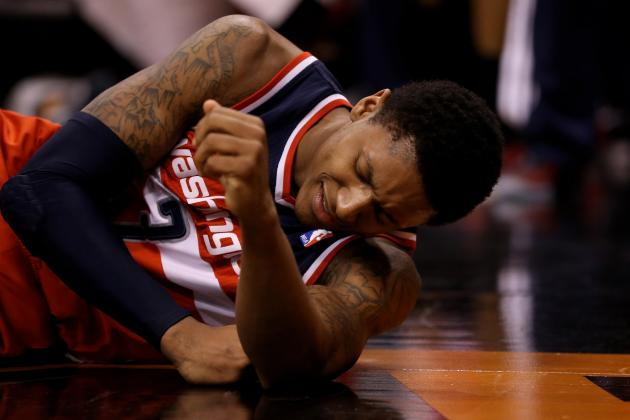 Beal Talks Injury as Wizards Prepare for Tough Stretch