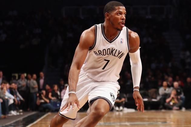 Joe Johnson a Game-Time Decision vs. 76ers