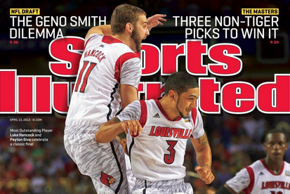 Louisville Cardinals on Cover of This Week's Sports Illustrated